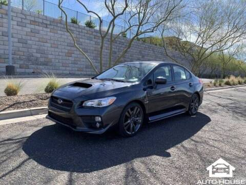 2017 Subaru WRX for sale at MyAutoJack.com @ Auto House in Tempe AZ