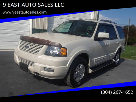2006 Ford Expedition for sale at 9 EAST AUTO SALES LLC in Martinsburg WV
