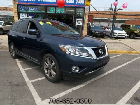 2014 Nissan Pathfinder for sale at West Oak in Chicago IL