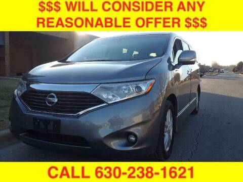 2011 Nissan Quest for sale at Mikes Auto Forum in Bensenville IL