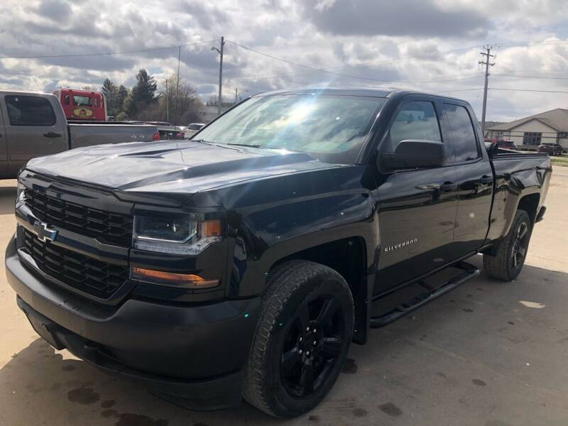 2018 Chevrolet Silverado 1500 for sale at Don's Sport Cars in Hortonville WI