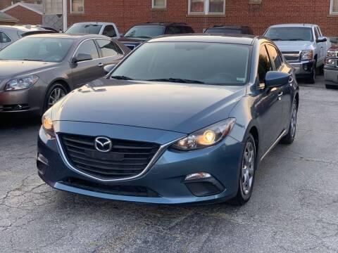 2015 Mazda MAZDA3 for sale at IMPORT Motors in Saint Louis MO