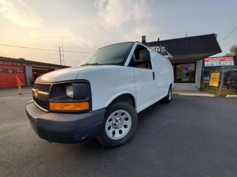 2012 Chevrolet Express Cargo for sale at LA Motors LLC in Denver CO