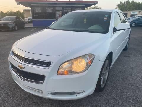 2011 Chevrolet Malibu for sale at Cow Boys Auto Sales LLC in Garland TX