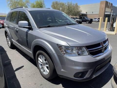 2018 Dodge Journey for sale at Sands Chevrolet in Surprise AZ