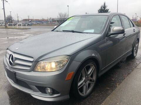 2008 Mercedes-Benz C-Class for sale at 5 STAR MOTORS 1 & 2 in Louisville KY