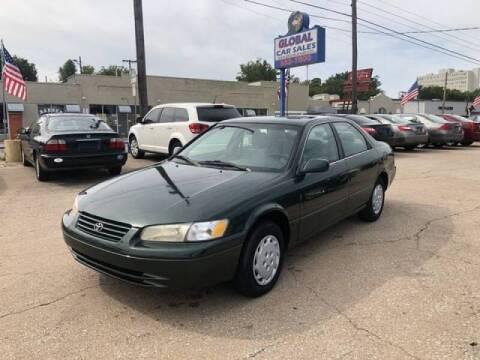 1999 Toyota Camry for sale at Suzuki of Tulsa - Global car Sales in Tulsa OK