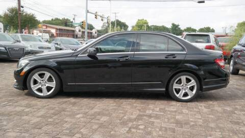 2011 Mercedes-Benz C-Class for sale at Cars-KC LLC in Overland Park KS