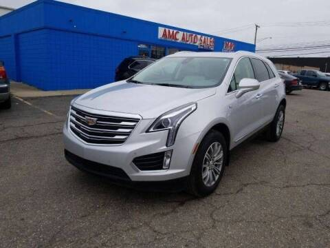 2017 Cadillac XT5 for sale at AMC Auto in Roseville MI