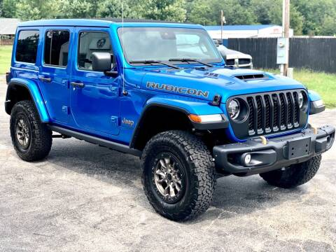 2021 Jeep Wrangler Unlimited for sale at Torque Motorsports in Rolla MO