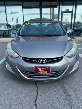 2011 Hyundai Elantra for sale at Kinston Auto Mart in Kinston NC