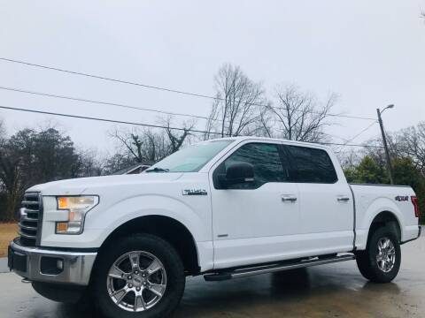 2016 Ford F-150 for sale at Cobb Luxury Cars in Marietta GA