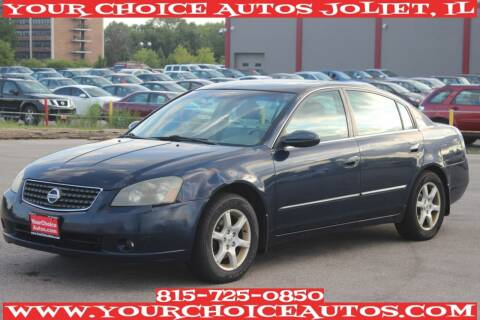 2005 Nissan Altima for sale at Your Choice Autos - Joliet in Joliet IL
