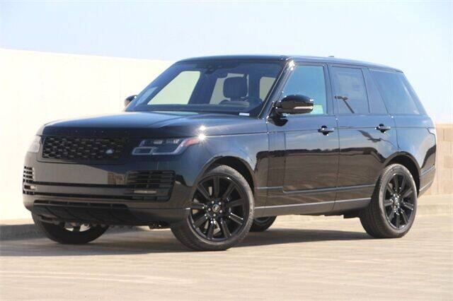 2021 Land Rover Range Rover for sale in Fresno, CA