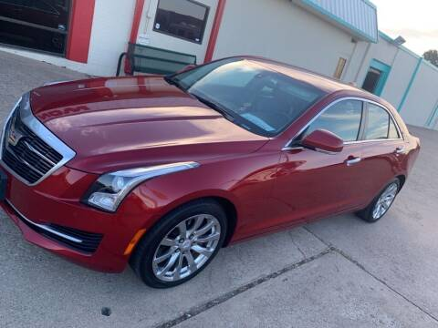 2017 Cadillac ATS for sale at Car Now in Dallas TX