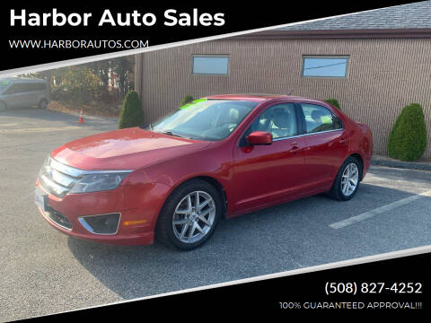 2011 Ford Fusion for sale at Harbor Auto Sales in Hyannis MA
