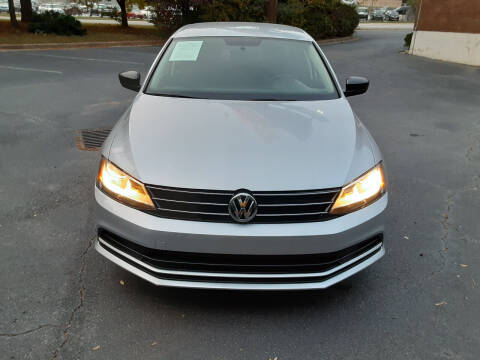 2015 Volkswagen Jetta for sale at LOS PAISANOS AUTO & TRUCK SALES LLC in Peachtree Corners GA