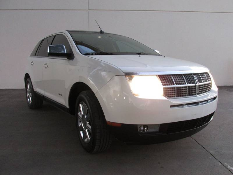 2007 Lincoln MKX for sale at QUALITY MOTORCARS in Richmond TX