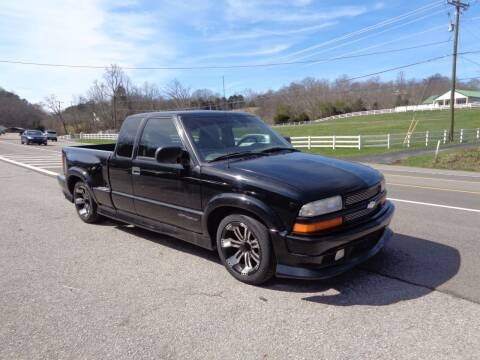 2002 Chevrolet S-10 for sale at Car Depot Auto Sales Inc in Seymour TN