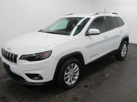 2019 Jeep Cherokee for sale at Automotive Connection in Fairfield OH