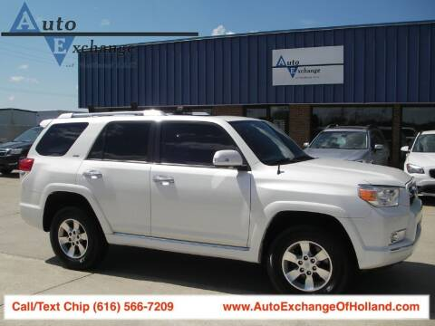 2012 Toyota 4Runner for sale at Auto Exchange Of Holland in Holland MI