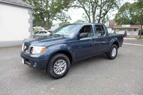 2014 Nissan Frontier for sale at FBN Auto Sales & Service in Highland Park NJ