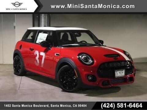 2021 MINI Hardtop 2 Door for sale at MINI OF SANTA MONICA in Santa Monica CA