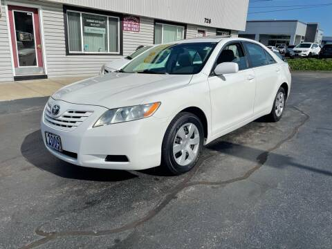 2009 Toyota Camry for sale at Shermans Auto Sales in Webster NY