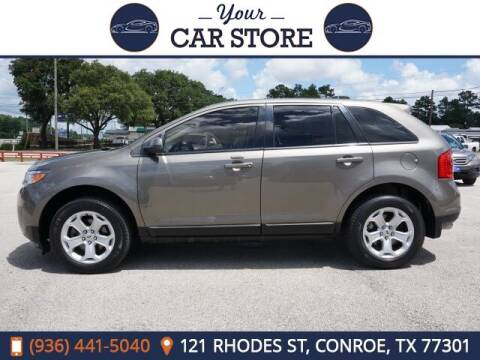 2014 Ford Edge for sale at Your Car Store in Conroe TX