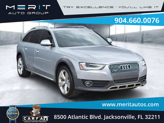 2015 Audi Allroad for sale in Jacksonville, FL