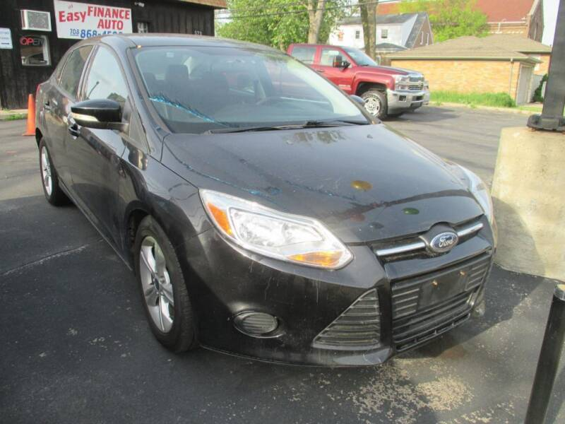 2013 Ford Focus for sale at EZ Finance Auto in Calumet City IL