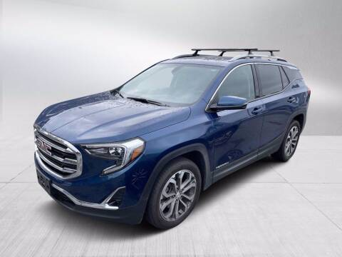 2019 GMC Terrain for sale at Fitzgerald Cadillac & Chevrolet in Frederick MD