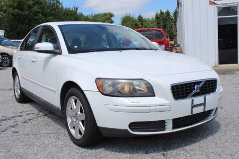2007 Volvo S40 for sale at UpCountry Motors in Taylors SC