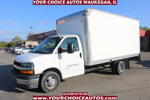2018 Chevrolet Express Cutaway for sale at Your Choice Autos - Waukegan in Waukegan IL