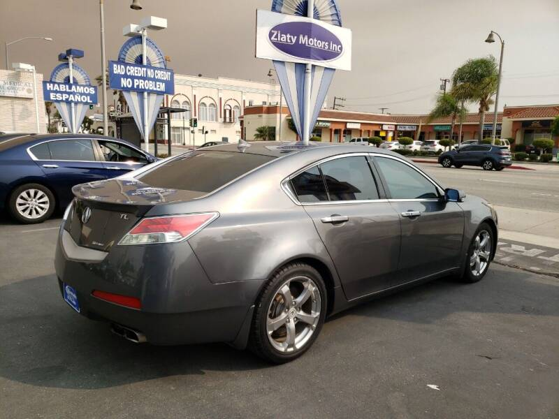 2009 Acura TL SH-AWD 4dr Sedan w/Technology Package and Performance Tires - Montebello CA