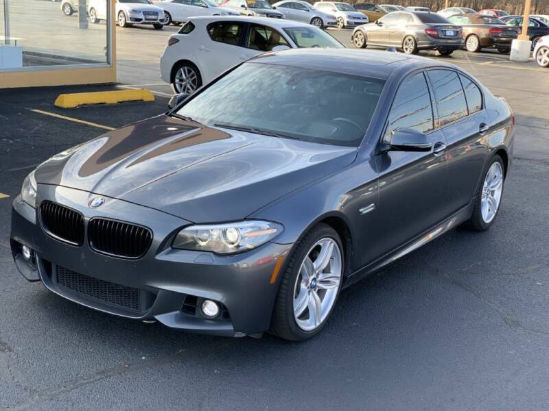 2015 BMW 5 Series for sale at Unix Auto Trade in Sleepy Hollow IL