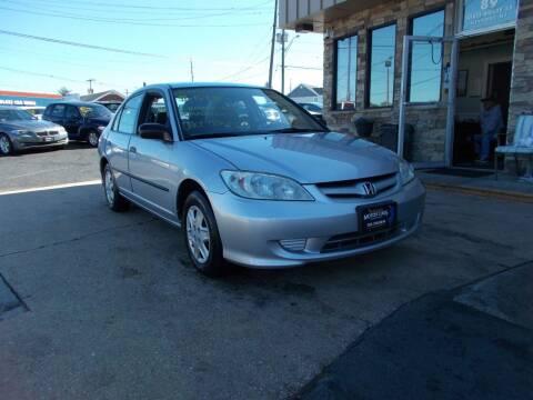 2005 Honda Civic for sale at Preferred Motor Cars of New Jersey in Keyport NJ