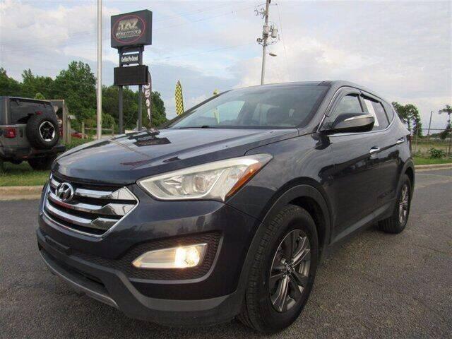 2013 Hyundai Santa Fe Sport for sale at J T Auto Group in Sanford NC