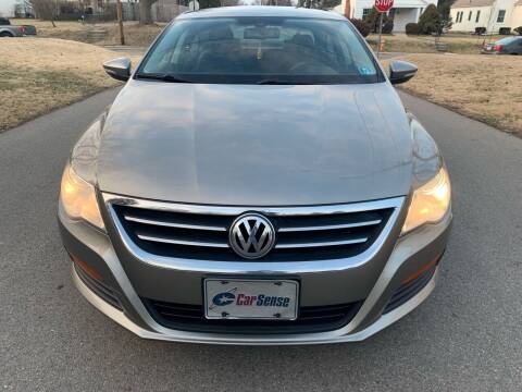 2011 Volkswagen CC for sale at Via Roma Auto Sales in Columbus OH
