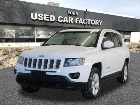 2014 Jeep Compass for sale at JOELSCARZ.COM in Flushing MI