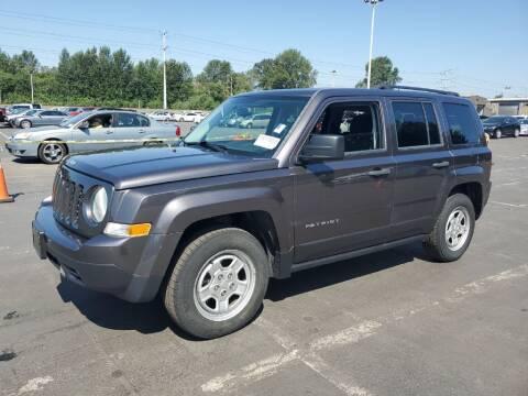 2016 Jeep Patriot for sale at Northwest Van Sales in Portland OR