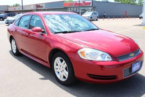 2013 Chevrolet Impala for sale at L & L MOTORS LLC - REGULAR INVENTORY in Wisconsin Rapids WI