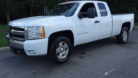 2008 Chevrolet Silverado 1500 for sale at Jan Auto Sales LLC in Parsippany NJ