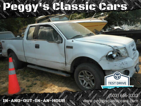 2006 Ford F-150 for sale at Peggy's Classic Cars in Oregon City OR