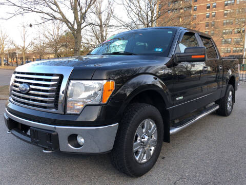 2011 Ford F-150 for sale at Commercial Street Auto Sales in Lynn MA