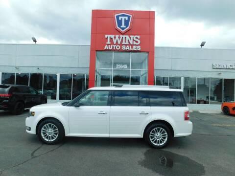 2019 Ford Flex for sale at Twins Auto Sales Inc Redford 1 in Redford MI