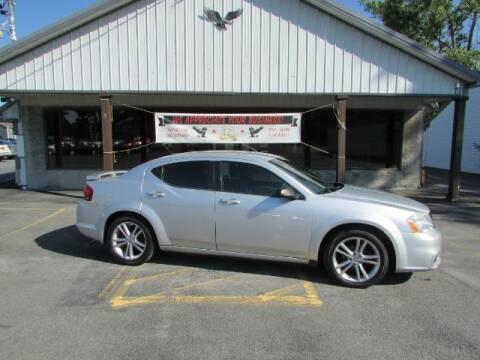 2012 Dodge Avenger for sale at Eagle Auto Center in Seneca Falls NY
