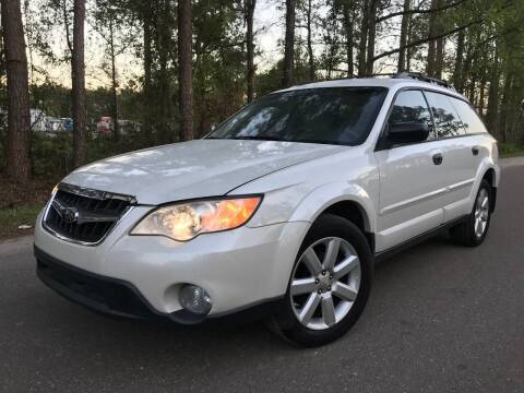 2009 Subaru Outback for sale at Next Autogas Auto Sales in Jacksonville FL
