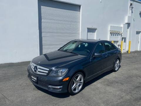 2013 Mercedes-Benz C-Class for sale at Corsa Exotics Inc in Montebello CA