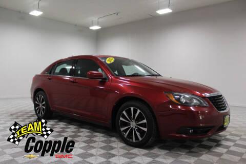 2013 Chrysler 200 for sale at Copple Chevrolet GMC Inc in Louisville NE
